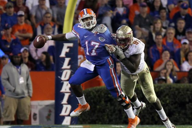 Florida State Football: Tank Carradine Will Help Ease Loss of Brandon Jenkins