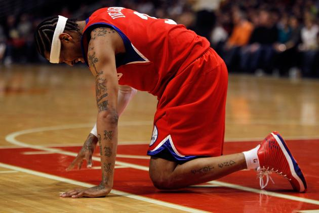 Why Allen Iverson Deserves One Last Chance with the Philadelphia 76ers