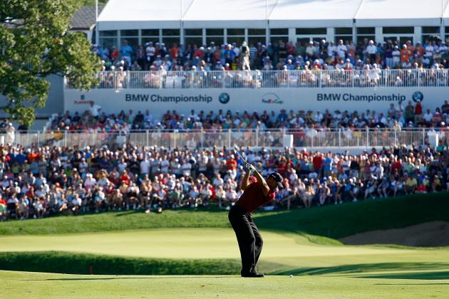 BMW Championship 2012 TV Schedule: Complete Listings and Tee Times