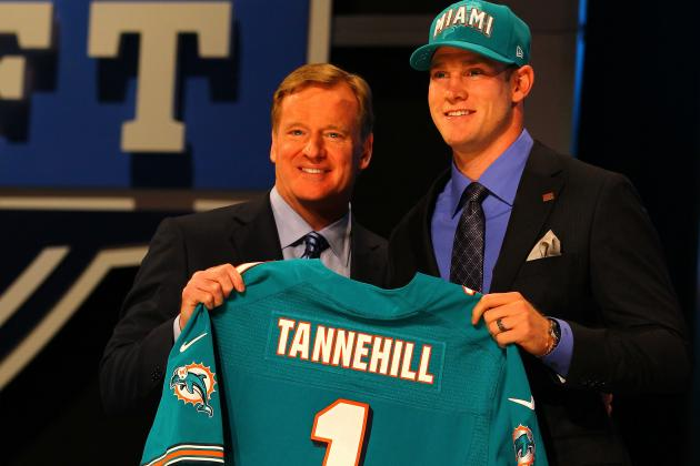 Miami Dolphins:  Could Ryan Tannehill Be the Long-Term Answer at QB?