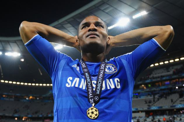 Chelsea FC News: Florent Malouda Hints at Blues Exit