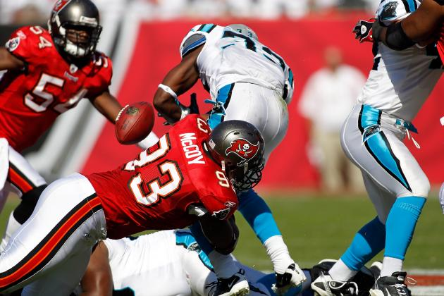 Tampa Bay Buccaneers Face Serious Carolina Panthers Challenge