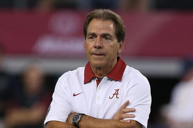Alabama Crimson Tide Earn No. 1 Spot; SEC Dominates the Top-10 in Week 1 Polls