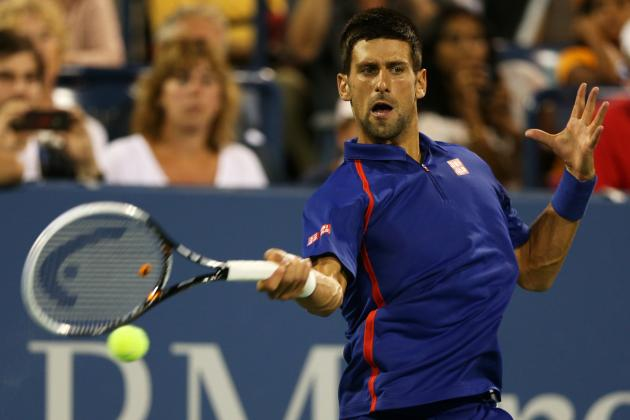 US Open Tennis 2012: Novak Djokovic and Serena Williams Still the Ones to Beat