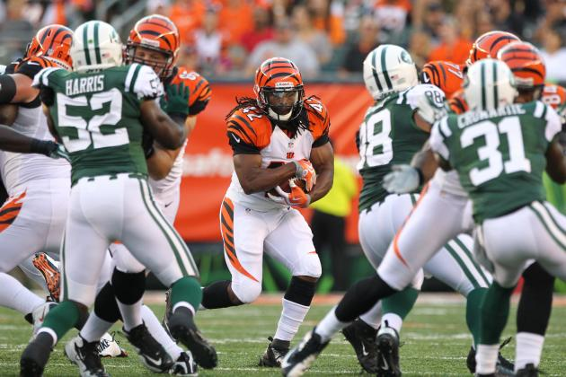 Can BenJarvus Green-Ellis Carry the Cincinnati Bengals Run Game vs. Ravens?