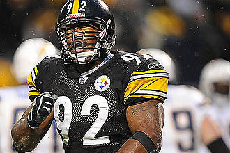 Harrison: Knee 'A-OK,' Hopes to Play for Steelers Sunday