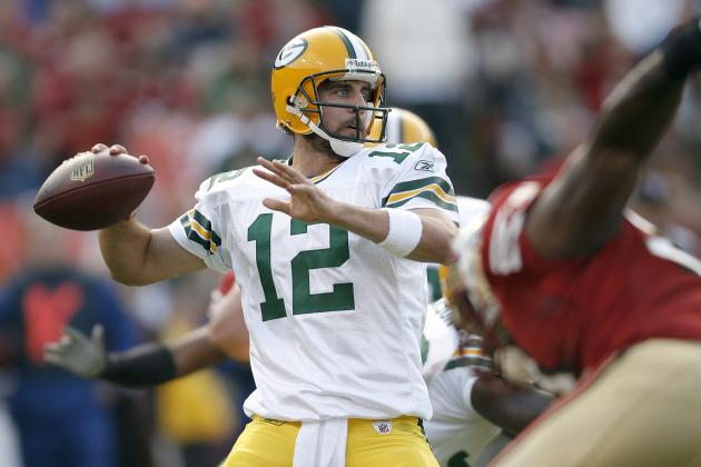Aaron Rodgers: The NFL's MVP Loves the West