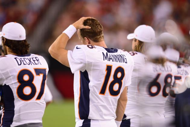 AFC News: The Cerebral Peyton Manning Is a Product of Hard Work