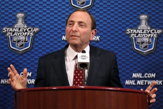 NHL & NHLPA Have Held Behind-the-Scene Meetings Since Tuesday