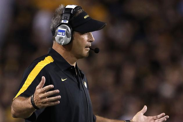 Pinkel Not Thrilled with Richardson's Comments