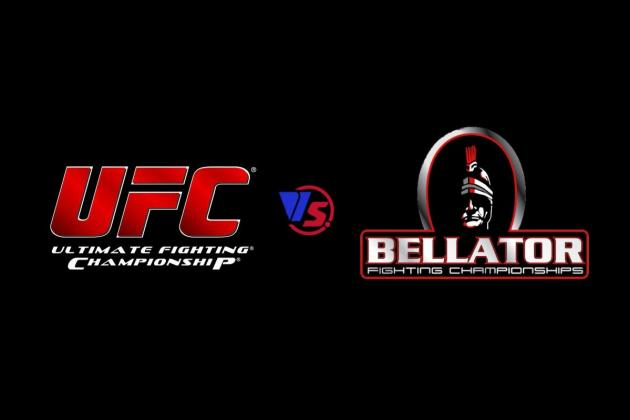 UFC vs. Bellator: Is One MMA Format Better Than the Other?