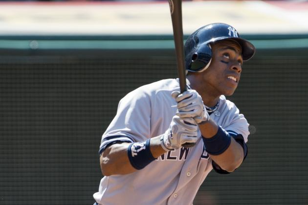 Curtis Granderson: Where Does He Fit in the New York Yankees