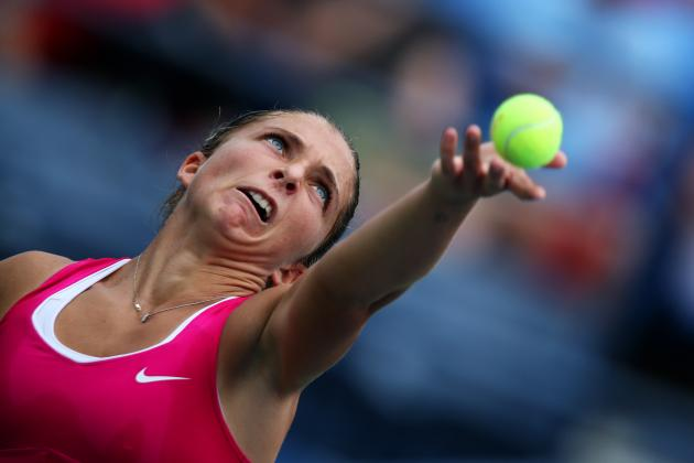 US Open Tennis 2012: Sara Errani Quietly Having Breakout Year