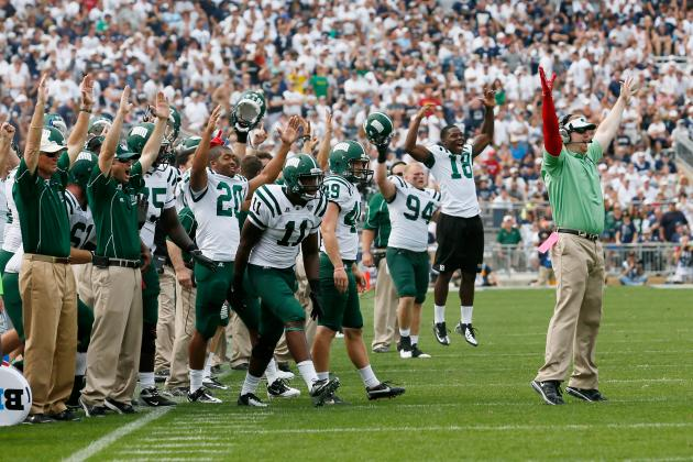 College Football 2012: Potential Week 2 Upsets