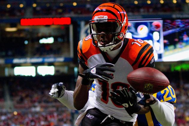 Top Fantasy Football Players 2012: Overrated WRs to Avoid Grabbing Early