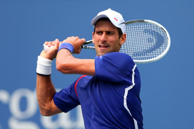 Novak Djokovic Defeats Stanislas Wawrinka to Advance to US Open Quarterfinals
