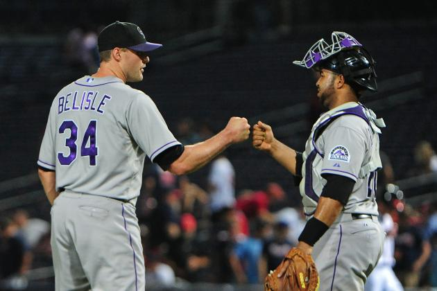 Colorado Rockies' Pitching Worked Perfectly for a Day