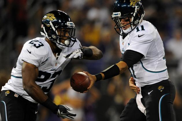 Maurice Jones-Drew and Jags Head to Minnesota for First Game of Season