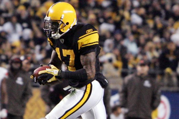 Pittsburgh vs. Denver: Steelers Must Have Rashard Mendenhall, Mike Wallace Ready