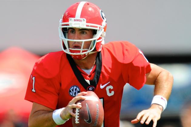 NCAA Football Rankings 2012: Ranked Teams That Must Be Careful in Week 2