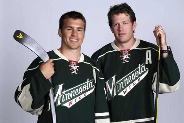 NHL Free Agency: How Minnesota Wild Can Get the Most from Parise, Suter