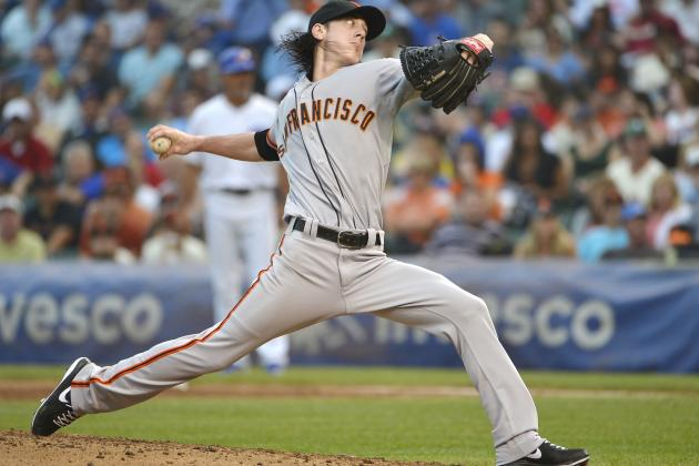 Tim Lincecum: San Francisco Giant Righty Deserves a Rotation Spot for Playoffs