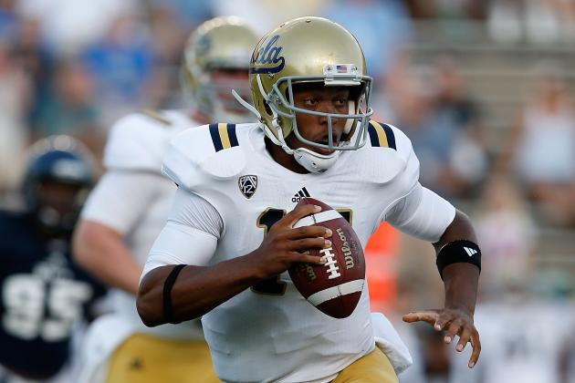 UCLA Week Two: Can QB Brett Hundley and the Bruins Upset Nebraska at Home?