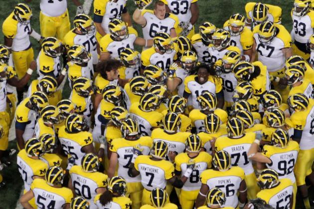 Michigan Football: Why Wolverines Are Lucky to Be in Top 25 After Week 1