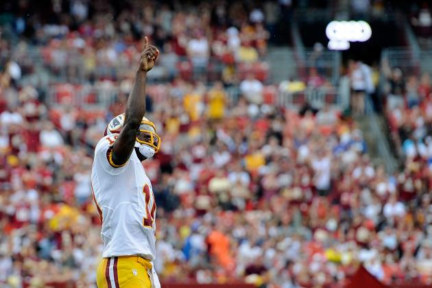 Why Robert Griffin III Will Live Up to the Hype
