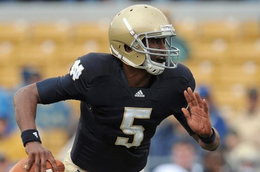 Notre Dame Football: Evolution of Everett Golson Key to Beating Purdue
