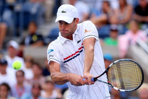 Andy Roddick Retires After Losing to Juan Martin del Potro at US Open