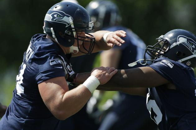 Seattle Seahawks Announce J.R. Sweezy Will Start at Right Guard