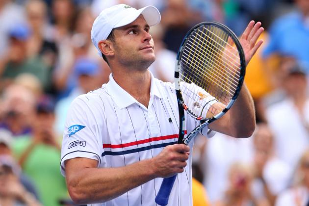 Andy Roddick Retires: American Walks Away Following 13-Year Pro Career