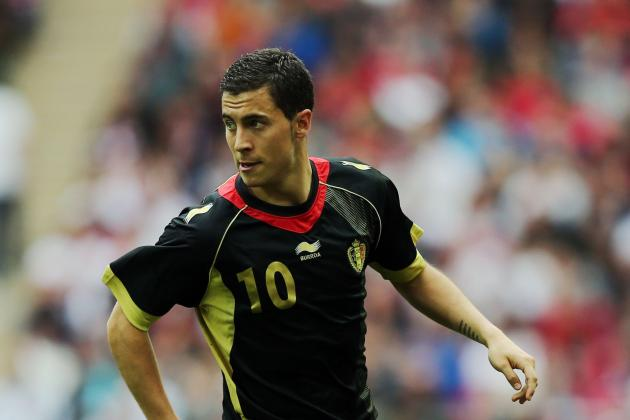 Belgium's Golden Generation Begins World Cup Qualifying on Friday