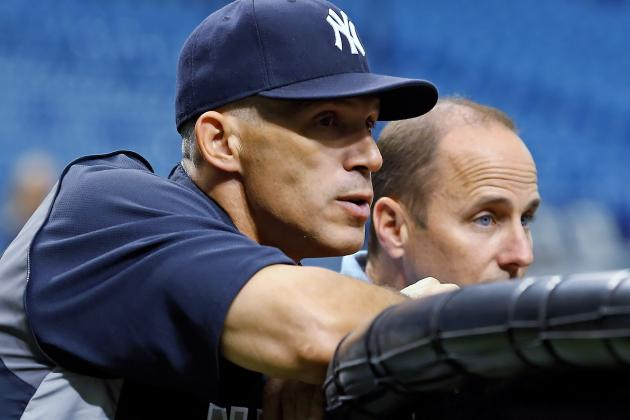 MLB Playoff Race: Why Yankees Shouldn't Be Concerned About Making Postseason