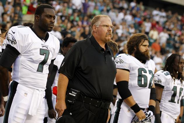 Eagles 2012: I Wear My Glutton for Punishment as a Badge of Honor