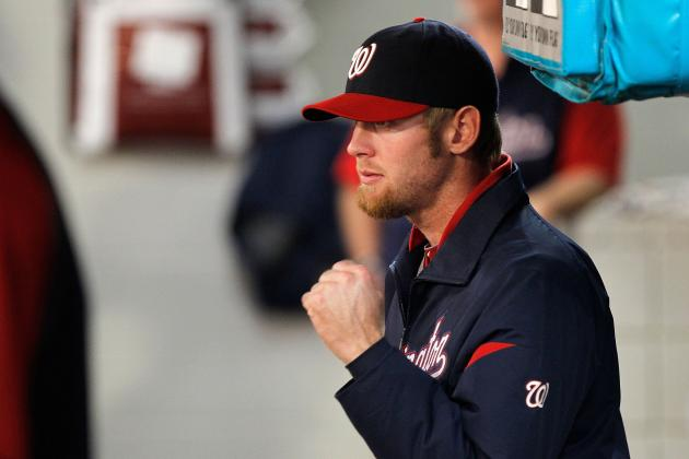 Shutting Down Stephen Strasburg on the Brink of Brilliance Is a Mistake