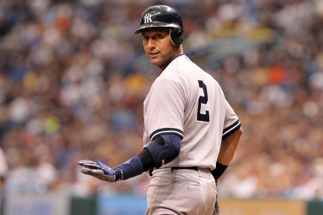 Why New York Yankees Ageless Star Derek Jeter Is Not a Top AL MVP Candidate