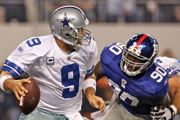 Cowboys vs. Giants: Breaking Down Wednesday Night's Key Matchups