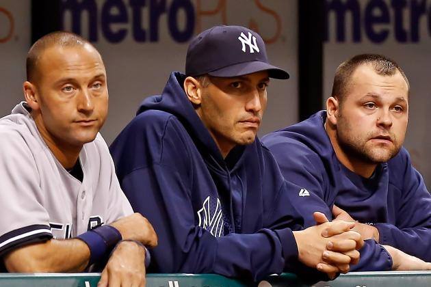 MLB Playoff Race: New York Yankees' Collapse Shouldn't Worry Fans