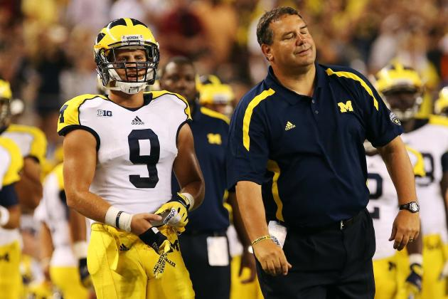 Michigan Football: What We Need to See from Brady Hoke and Staff vs. Air Force