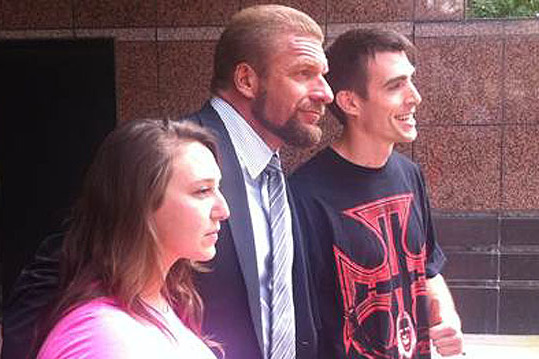 WWE News: WWE COO Triple H Cuts Off His Iconic Long Hair