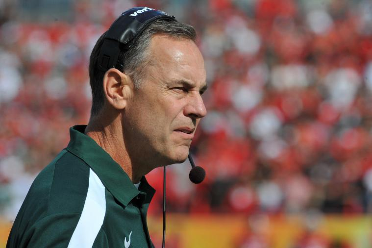 Mark Dantonio Shows Respect for Rivalry with Michigan, Responds to Player Tweets