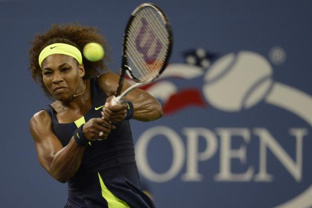 Serena Williams: 3-Time US Open Champ Dominates Ana Ivanovic to Reach Semifinals