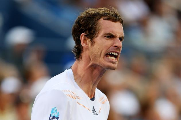 US Open Tennis 2012 Results: Comeback Displays Andy Murray's Mental Fortitude