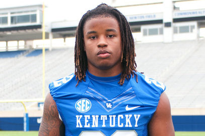 Kentucky Football: Freshman Khalid Henderson to See More Playing Time