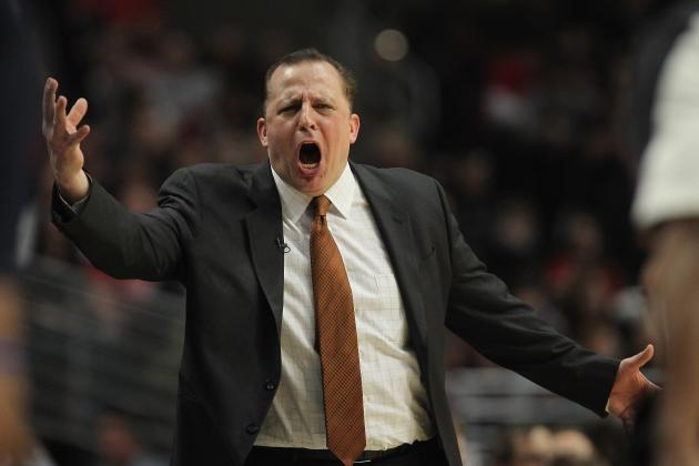 Source: Chicago Bulls Resume Contract Talks with Tom Thibodeau
