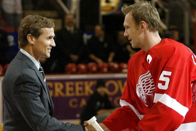 Detroit Red Wings: Why Losing Lidstrom Will Be More Painful Than Losing Yzerman