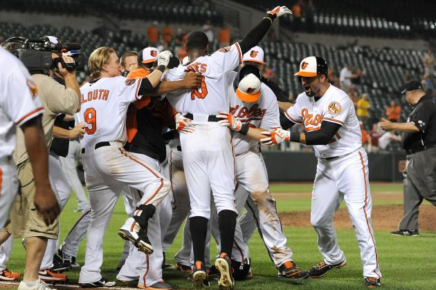 Will Fans Pack Camden Yards for Biggest Homestand of the Year?