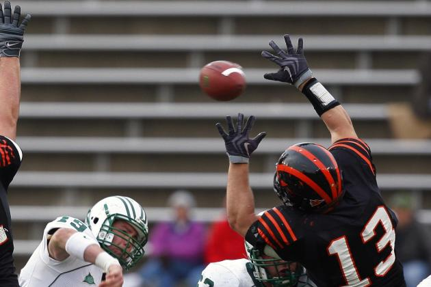 Princeton Football: 2012 Season Kicks off with Road Game Against Lehigh